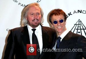 Barry Gibb, Bee Gees, Robin Gibb and Rock And Roll Hall Of Fame