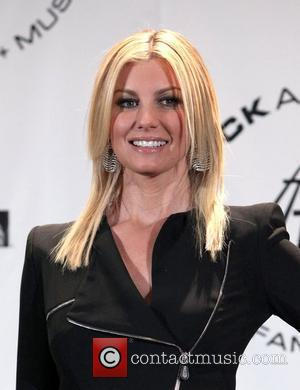 Faith Hill and Rock And Roll Hall Of Fame