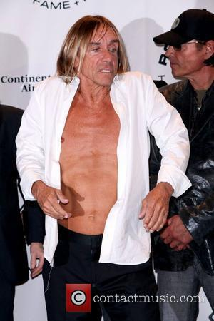 Iggy Pop and Rock And Roll Hall Of Fame