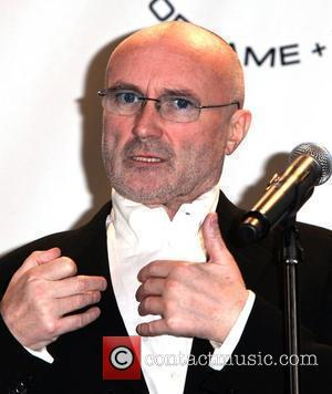 Phil Collins, Rock And Roll Hall Of Fame