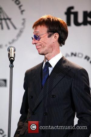 Robin Gibb, Bee Gees and Rock And Roll Hall Of Fame