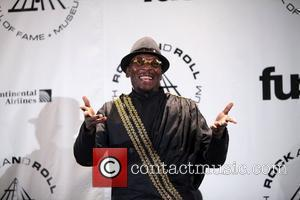 Jimmy Cliff 25th Annual Rock And Roll Hall Of Fame Induction Ceremony - Press Room at the Waldorf Astoria hotel...