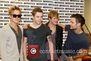 Mcfly Bring U.k. Breakfast Show To A Rocking End