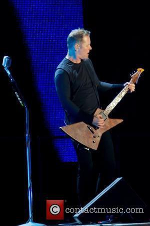 Metallica Rock in Rio Festival at El Campillo - Day 5 Arganda del Rey, Spain