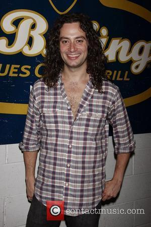 Constantine Maroulis  The 'Rock Of Ages After Party', the current Broadway cast sends off the First National Tour in...
