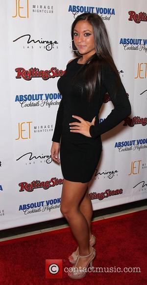 Sammi Giancola Rolling Stone Hot Party at Jet Nightclub at The Mirage Resort Hotel  Las Vegas, Nevada - 01.10.10