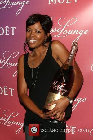 Malinda Williams  Moet & Chandon hosts the Rose Lounge at Press Lounge at Ink48 New York City, USA -...