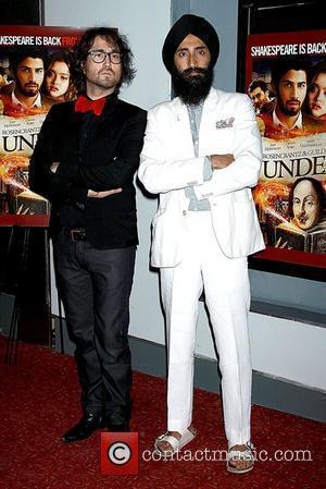 Sean Lennon and Waris Ahluwalia