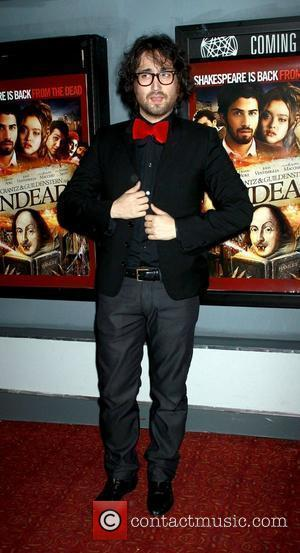 Sean Lennon The premiere of the new movie 'Rosencrantz And Guildenstern Are Undead' at the Village East Cinema. New York...