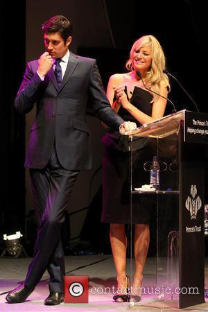 Vernon Kay and Tess Daly present the Prince's Trust Celebrate Success Awards at the Odeon Leicester Square London, England -...
