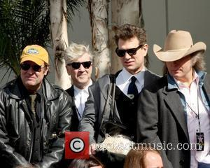 Dan Aykroyd, Chris Isaak, David Lynch and Roy Orbison