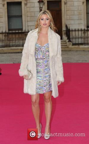 Holly Valance Royal Academy Summer Exhibition 2010 - VIP private view held at the Royal Academy Of Arts. London, England...