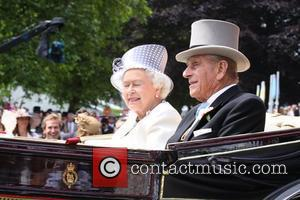 Queen Elizabeth II and Prince Philip The Royal Procession - Royal Ascot - Day 5 Berkshire, England - 19.06.10
