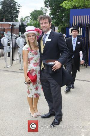 Nick Knowles and Guest Royal Ascot 2010 - Day 1 Berkshire, England - 15.06.10