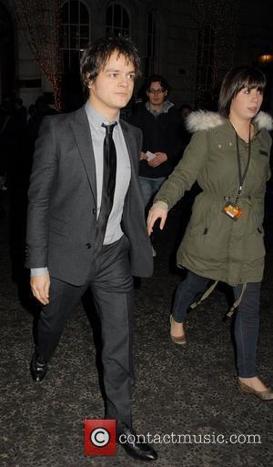 Jamie Cullum,  The Royal Variety Performance at the London Palladium - Departures London, England - 09.12.10