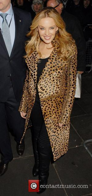 Kylie Minogue and Palladium