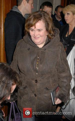 Susan Boyle, Royal Variety Performance, London Palladium, Palladium