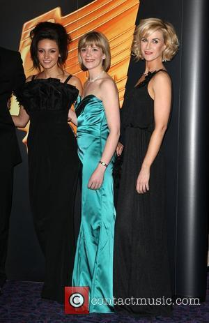 Michelle Keegan, Jane Danson and Katherine Kelly
