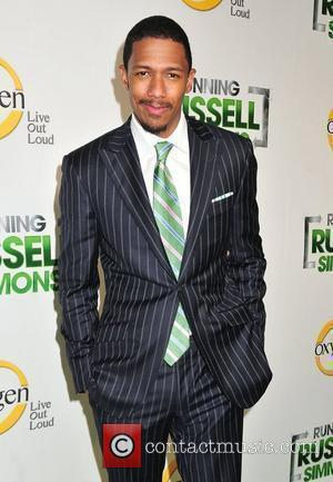 Nick Cannon, Russell Simmons