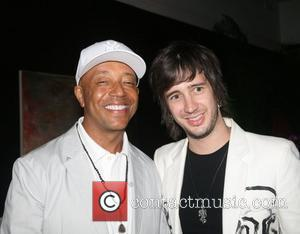 Russell Simmons and The All-american Rejects' Nick Wheeler