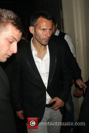 Ryan Giggs, Dancing With The Stars and Leaves