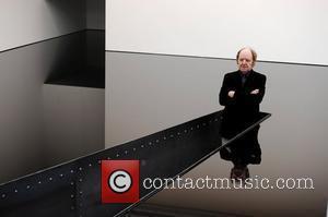 Richard Wilson Richard Wilson: 20:50 - press view held at The Saatchi Gallery. London, England - 7.01.10