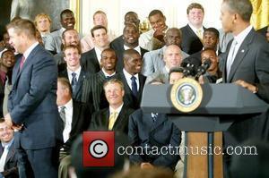 Reggie Bush and Barack Obama