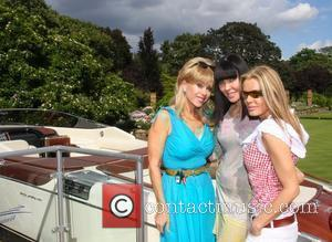 Sally Farmiloe, Linzi Stoppard, Rissy Mitchell Salon Prive 2010 held at The Hurlingham Club London, England - 22.07.10