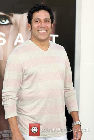 Oscar Nunez attending the L.A. movie premiere of 'Salt' at the Grauman Chinese Theatre - Arrivals Hollywood, California - 19.07.10