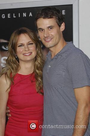 Mary Lynn Rajskub and Matthew Rolph