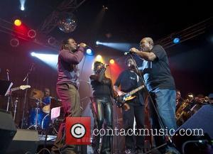 Sam Moore  performing live at the Highline Ballroom New York City, USA - 21.02.10