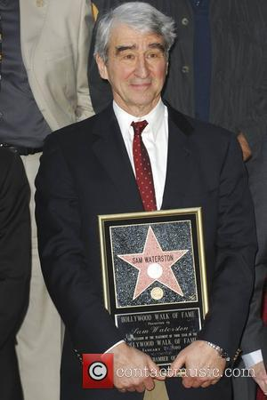Sam Waterston  is honored with a star on The Hollywood Walk of Fame. Hollywood, California - 07.01.10