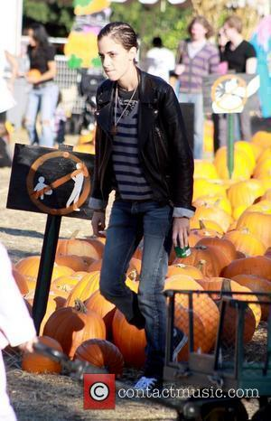 Samantha Ronson at Mr Bones Pumpkin Patch in West Hollywood Los Angeles, California - 28.10.10