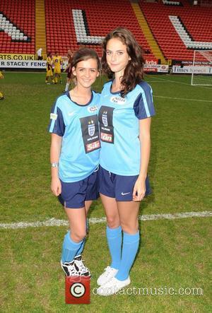 Rebecca Ryan and Kaya Scodelario