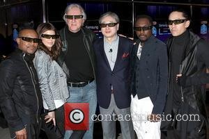 Black Eyed Peas and James Cameron