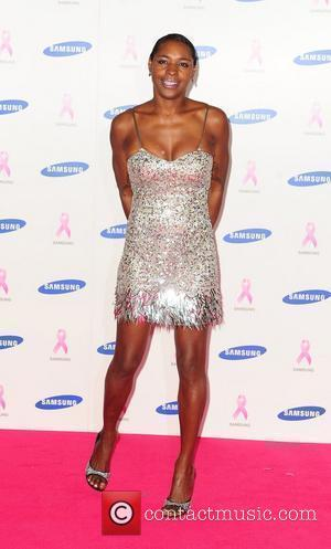 Sonique,  at The Samsung Pink Ribbon Celebration which raises funds and awareness of breast cancer at held The Royal...