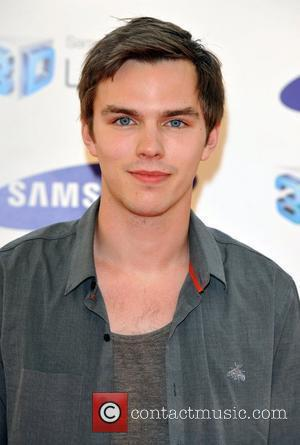 Nicholas Hoult Samsung 3D Television - party held at the Saatchi Gallery. London, England - 27.04.10