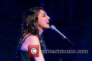 Sara Bareilles performs on stage during the 'Fall Tour' at Club Revolution in Ft. Lauderdale, Florida - 11.10.10