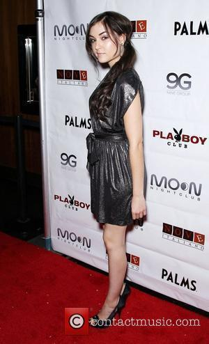 Sasha Grey Sasha Grey hosts at the Playboy Club and Travie McCoy hosts at Moon Nightclub at the Palms Hotel...