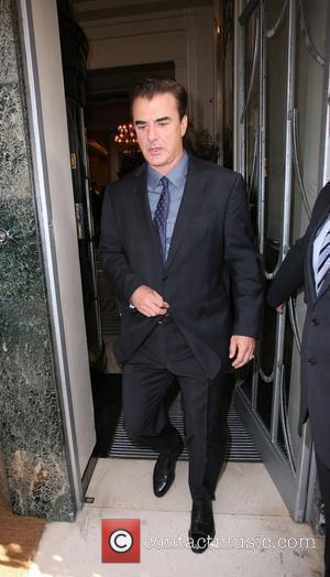 Chris Noth and Sex And The City