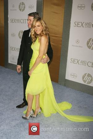 Matthew Broderick, Sarah Jessica Parker and Sex And The City
