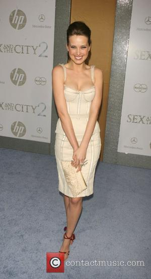 Petra Nemcova and Sex And The City