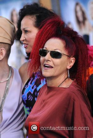 Patricia Field World premiere of 'Sex and the City 2' at Radio City Music Hall - Arrivals New York City,...