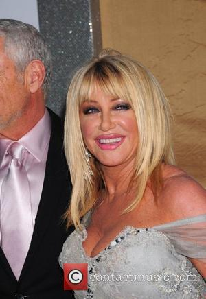 Suzanne Somers World premiere of 'Sex and the City 2' at Radio City Music Hall - Arrivals New York City,...