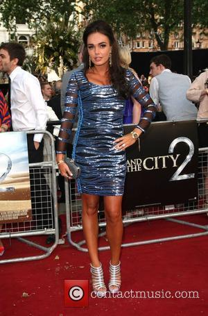 Tamara Ecclestone 'Sex and the City 2' UK film premiere held at the Odeon Leicester Square. London, England - 27.05.10