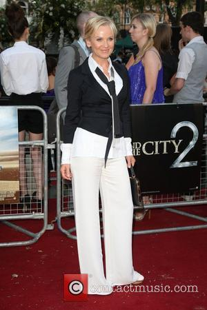 Lisa Maxwell 'Sex and the City 2' UK film premiere held at the Odeon Leicester Square. London, England - 27.05.10