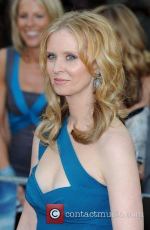 Cynthia Nixon and Sex And The City