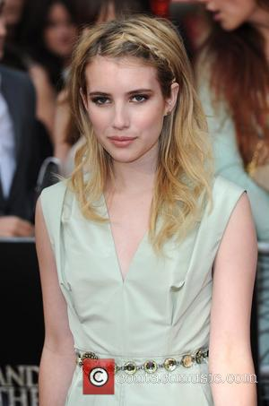 Emma Roberts and Sex And The City