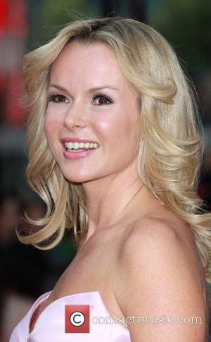 Amanda Holden 'Sex and the City 2' UK film premiere held at the Odeon Leicester Square. London, England - 27.05.10