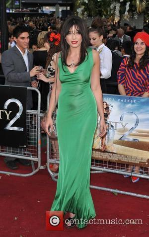 Daisy Lowe 'Sex and the City 2' UK film premiere held at the Odeon Leicester Square. London, England - 27.05.10